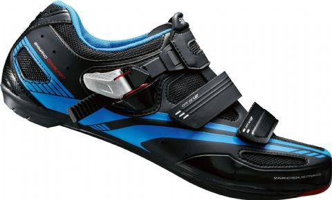 Shimano R107 SPD SL Road Shoes Black